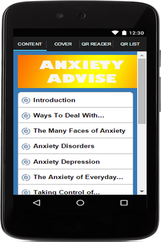 Anxiety Advise