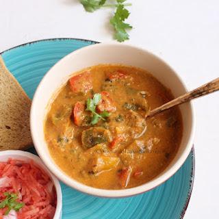 Capsicum Curry.
