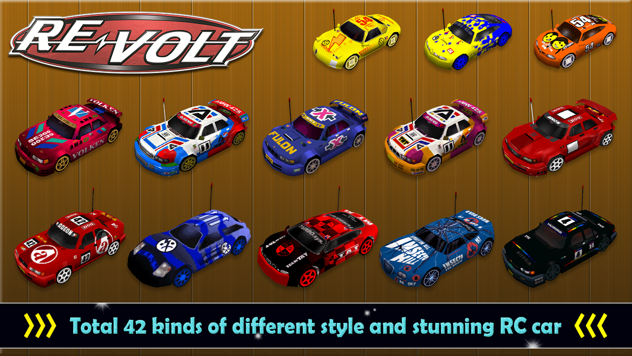 RE-VOLT Classic 3D (Premium)- screenshot