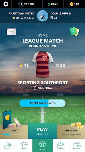 World Football Manager screenshots 1
