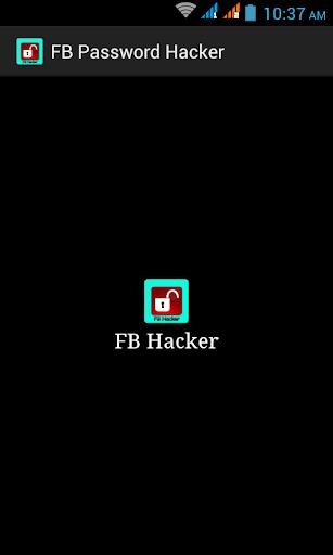 Prank tool - FB hacker