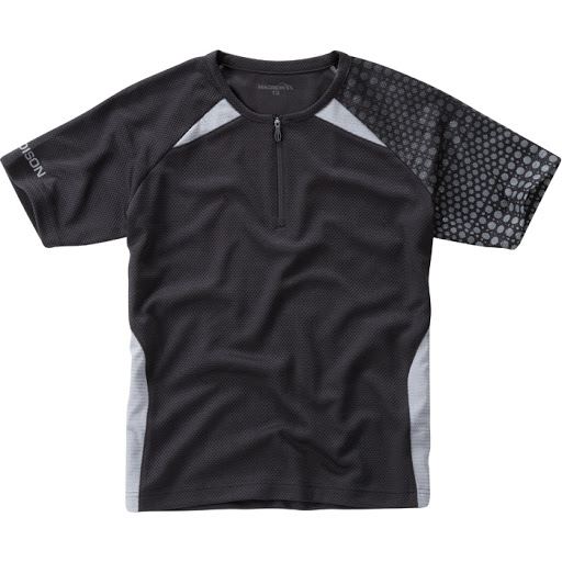 Flux All Mountain Women's S/S Jersey  - Black