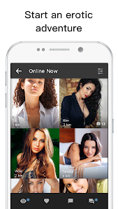 ... Casual Dating & Adult Singles — JOYRIDE Android screenshot ...