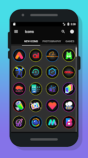 Fixter Icon Pack Screenshot