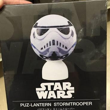 Star Wars球形砌圖