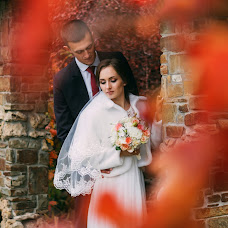 Wedding photographer Alina Tkachenko (aline27). Photo of 24.10.2017