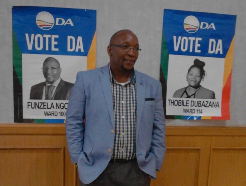 DA chooses Funzi Ngobeni to replace Herman Mashaba as Joburg mayor - TimesLIVE