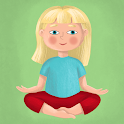 Mini Kids Yoga icon