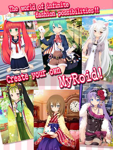 MOE Can Change! ~Me & MyRoid~ apkdebit screenshots 10