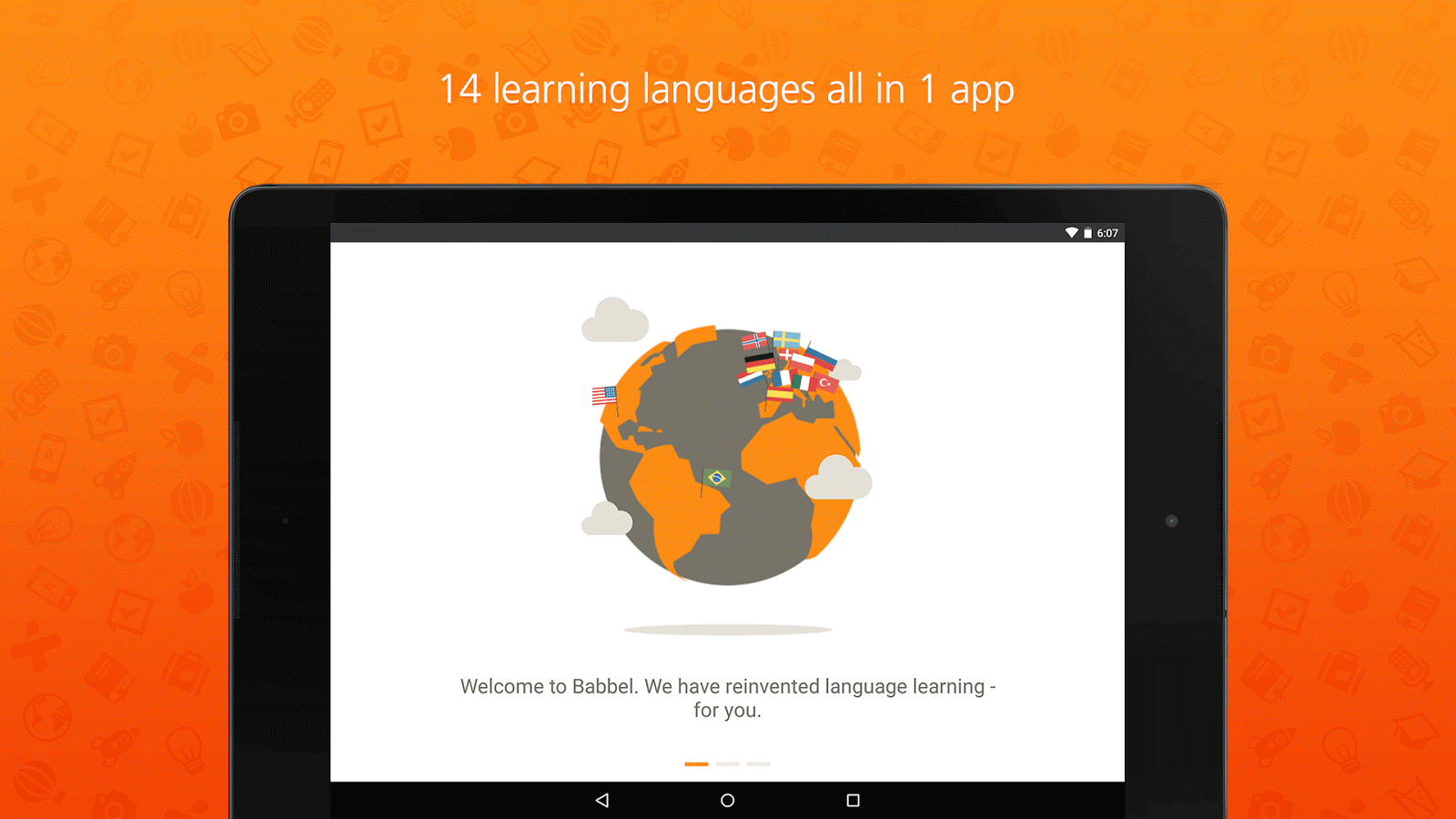 Babbel – Learn Languages- screenshot