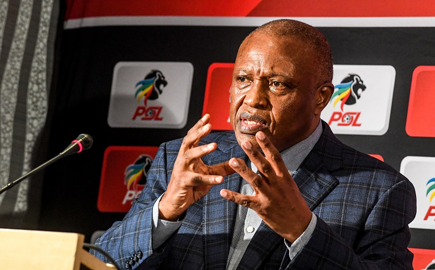 Irvin Khoza on DStv sponsorship: 'There will still be PSL coverage on free-to-air' - SowetanLIVE