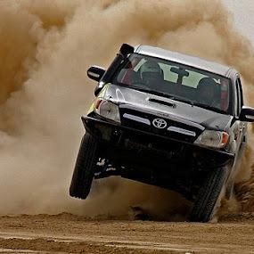 Vigo In Action by Bob Khan - Sports & Fitness Motorsports ( pakistan, desert rally, balochistan, jhal magsi,  )