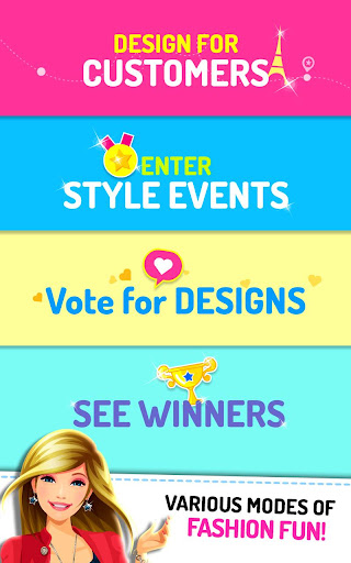 Star Fashion Designer  screenshots 9
