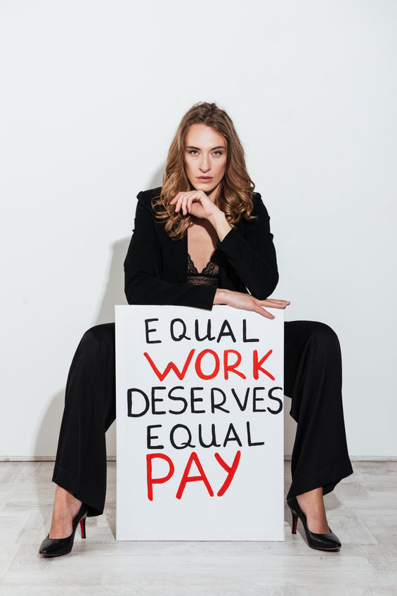 National Women's Equality Day: Stock Photos To End The Bias Against Women In The Workplace - 123RF Blog