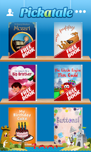 Pickatale: StoryBooks for Kids- screenshot thumbnail