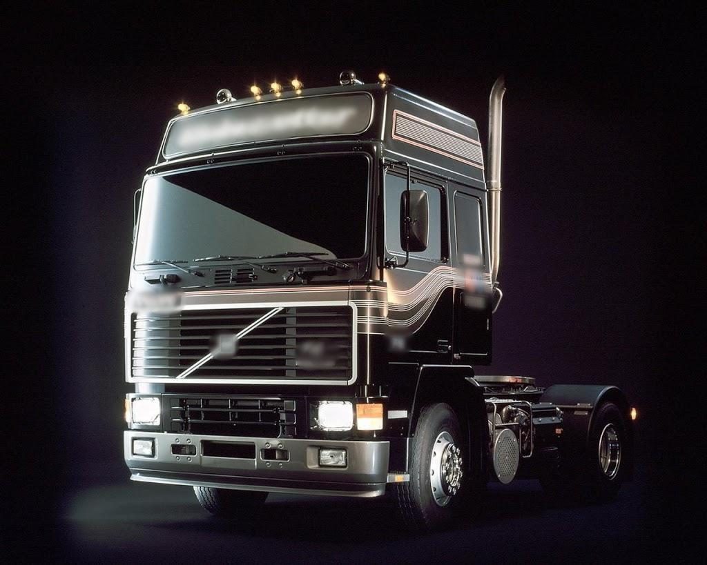 Wallpapers Volvo Trucks Screenshot