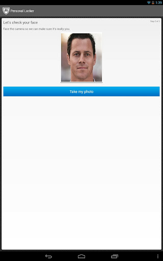 McAfee Personal Locker screenshot 5