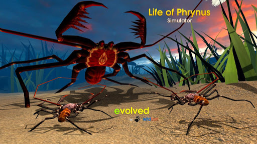Life of Phrynus - Whip Spider screenshot 2