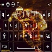 Keyboard For LeBron James