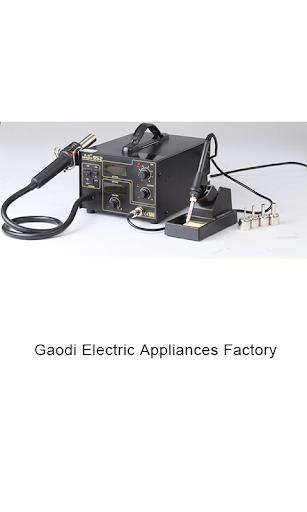 gordak soldering station