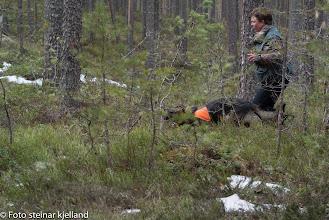 Photo: Zara og Inger Lise runderer