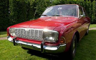 Ford Taunus 17 M Rent Niedersachsen