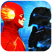 Flash Speedster hero- Superhero flash Speed games