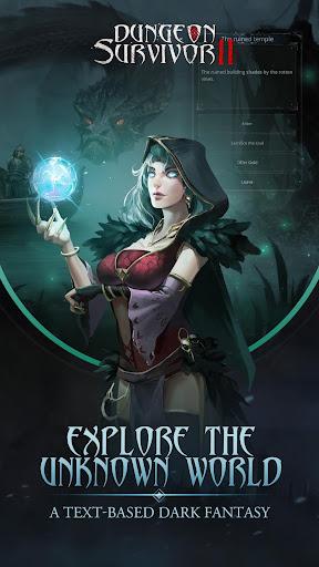 Dungeon Survivor II: Dark Tide apktram screenshots 2