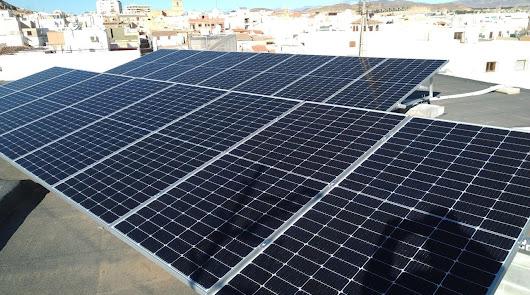 ¿Es el Alyanub el instituto más sostenible de Almería? Su director cree que sí