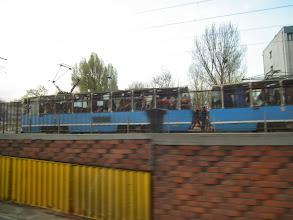 Photo: volle tram