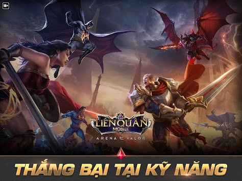 Garena ليان كوان موبايل APK screenshot thumbnail 11
