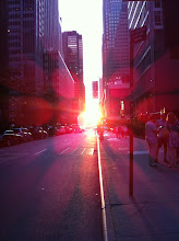 Photo: Sunset on 45th