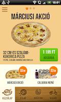 Screenshot of Pizza Forte