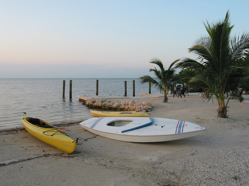 Photo: The Dock and Boat Ramp.   More info about our vacation rental cottages at 