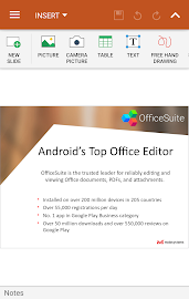 OfficeSuite + PDF Editor Screenshot 5