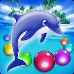 Dolphin Bubble Shooter Icon