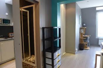 Studio meublé 14,5 m2