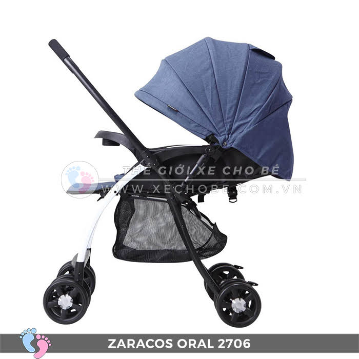 Xe đẩy 2 chiều Zaracos ORAL 2706 5