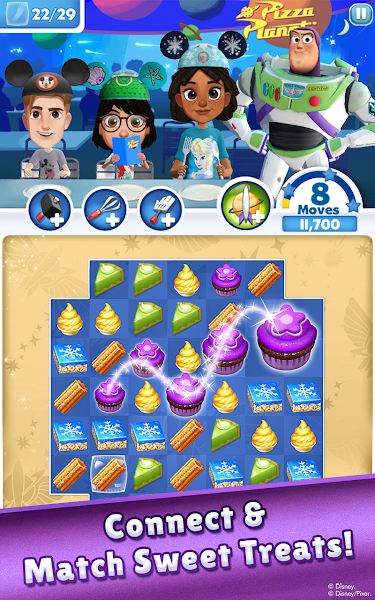 Disney Dream Treats v2.4.2 [Mod]