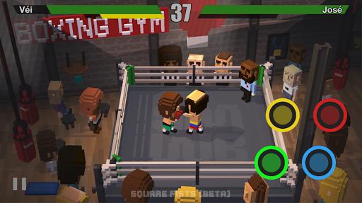 Code Triche Square Fists Boxe apk mod screenshots 5