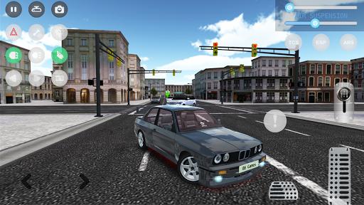 E30 Drift and Modified Simulator android2mod screenshots 2
