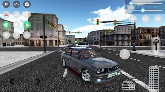 E30 Drift and Modified Simulator MOD (Unlimited Money) 2