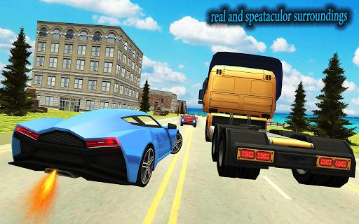 Highway Race 2018: Endless Racing car games 1.0 screenshots 6