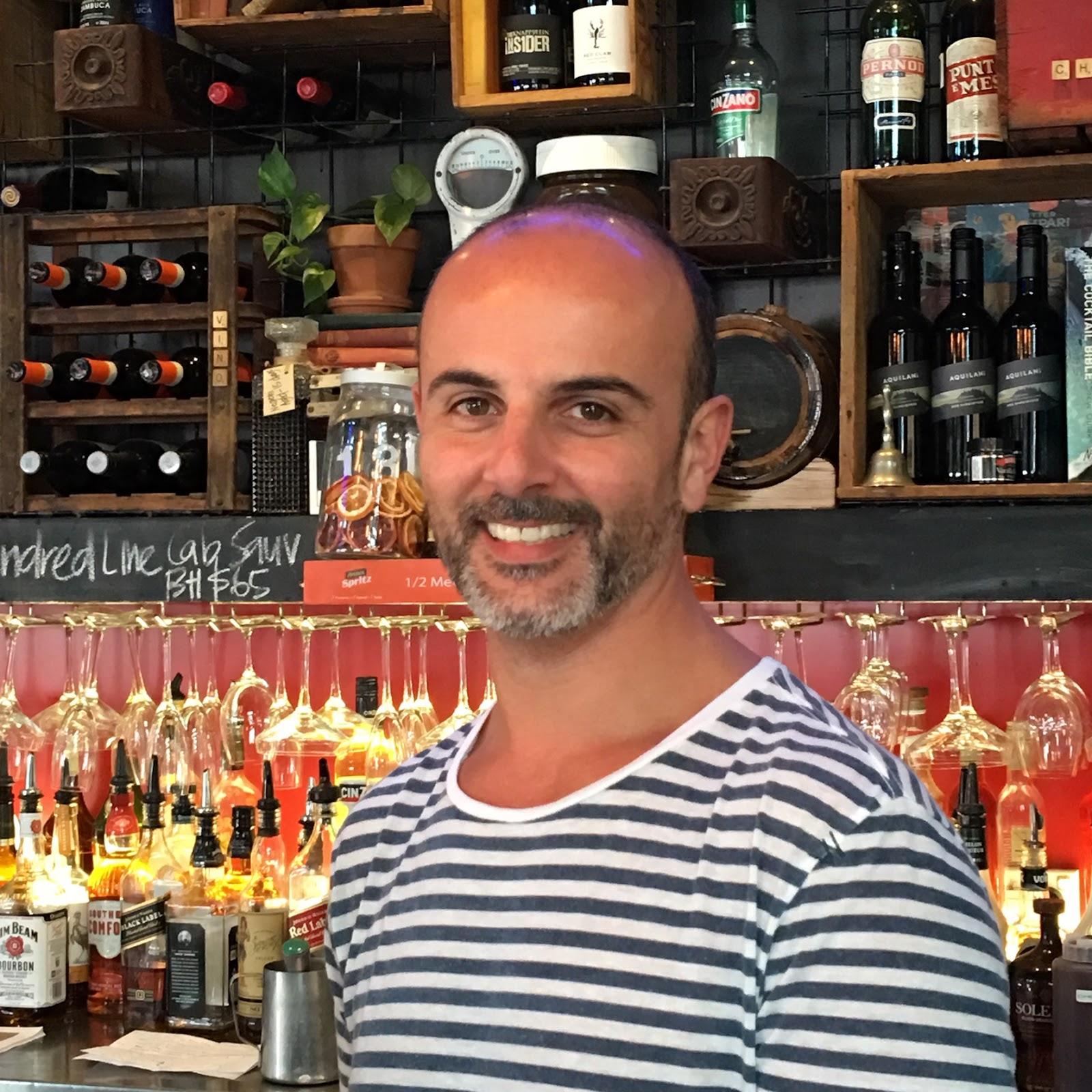 Baritalia Restaurant owner Simon Vella