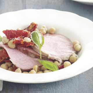 Corned Beef with Chickpeas and Sun-Dried Tomatoes