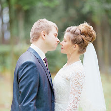 Wedding photographer Natalya Zhukova (natashkin). Photo of 28.09.2016