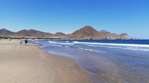 La Playa de los Genoveses.