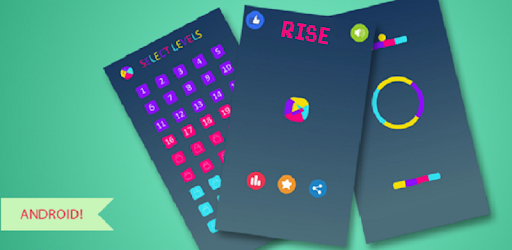 Rise is the last and cool ball jump game on the play store.