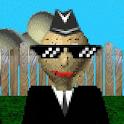 Scary Funeral Math Teacher Coffin Dance Meme Mod icon