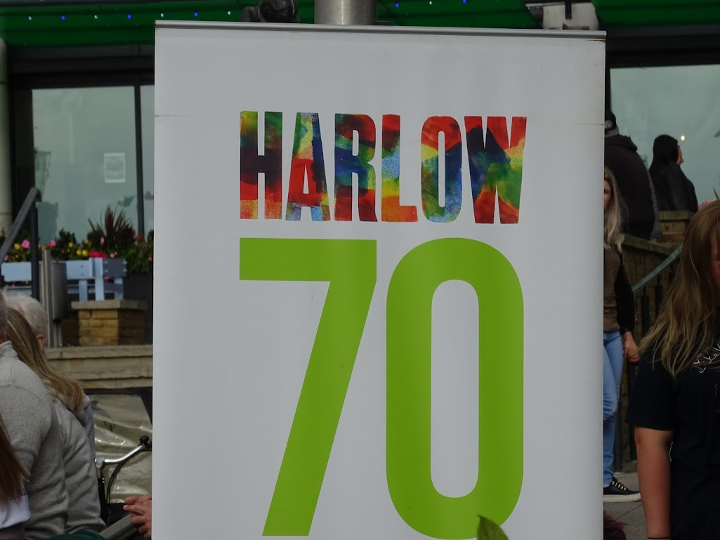 Harlow 70th Birthday 2017
